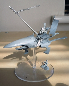 Eldar Autarch (work in progress)