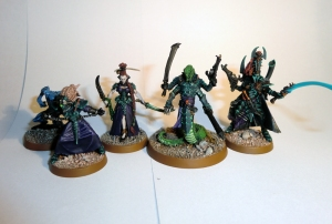 Dark Eldar Court of the Archon