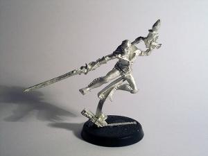Harlequin 2 (WIP)