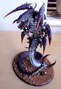 Tyranid Trygon - click to enlarge