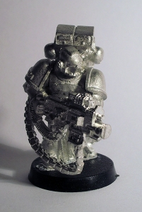 Veteran with Heavy Bolter (WIP)