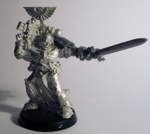 Veteran with Power Sword 2 (WIP)