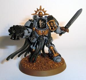 Lord Commander Crassus (work in progress)