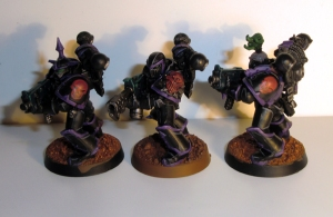 Chaos Space Marines - work in progress