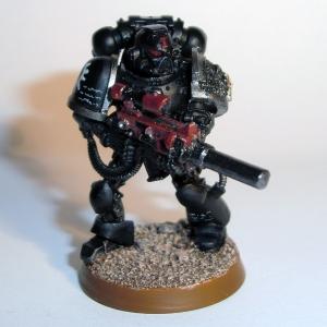Deathwatch - Iron Hand (complete)