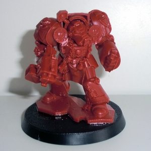 Deathwing Terminator with Storm Bolter - click to enlarge