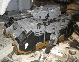Predator Annihilator - work in progress