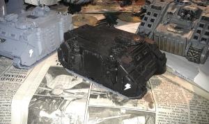 Rhino - work in progress