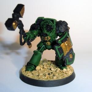 Salamander Terminator (work in progress)