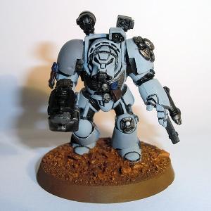 Terminator Apothecary (work in progress)