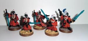 Warlocks - work in progress
