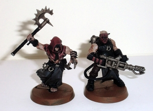Anarkus and Flamer - click to enlarge