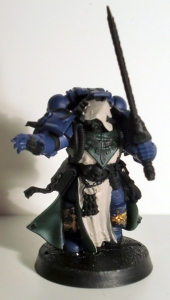 Dark Angels Librarian - click to enlarge