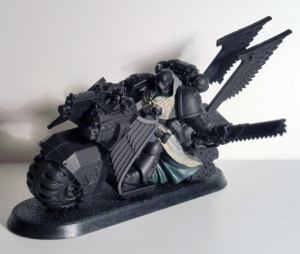 Ravenwing Sergeant - click to enlarge