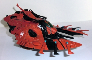 Saim Hann Wave Serpent - click to enlarge