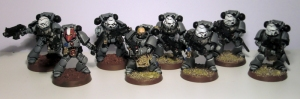Sternguard Veteran Unit  - click to enlarge