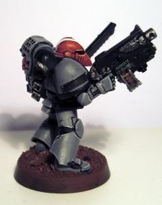 Sternguard Veteran Space Marine Sergeant - click to enlarge
