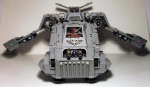 Stormraven Gunship - click to enlarge