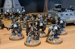 Terminator Assault Squad - click to enlarge