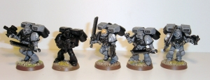 Space Marine Assault Squad - click to enlarge