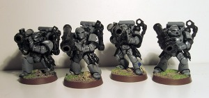Space Marine Devastators - click to enlarge