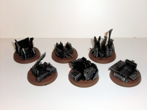 Mysterious objective markers - click to enlarge