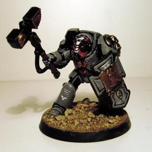 Assault Terminator Sergeant - click to enlarge