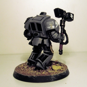 Assault Terminator detail - click to enlarge