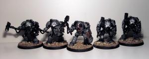 Assault Terminator Squad - click to enlarge