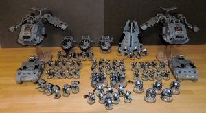 2300 points of Redeemers - click to enlarge