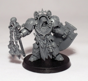 Magnetised Deathwing Knight WIP - click to enlarge