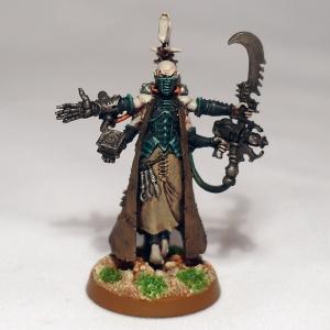 Dark Eldar Haemonculus - click to enlarge