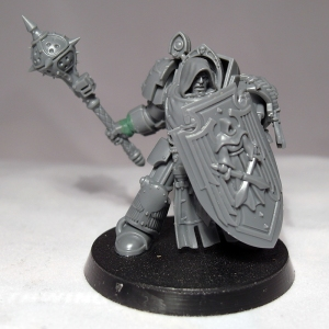 Deathwing Terminator with Mace - click to enlarge