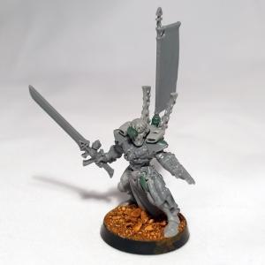 Converted Eldar Autarch - click to enlarge