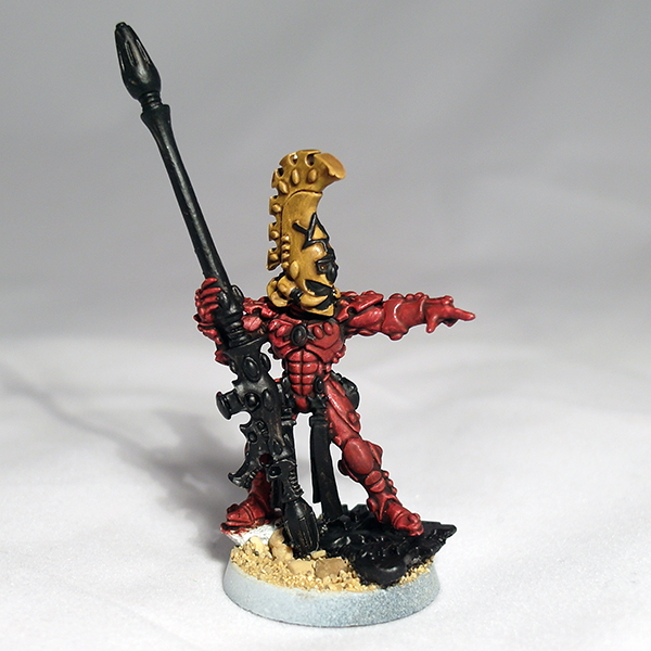Fire Dragon Exarch - click to enlarge