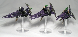 Dark Eldar Reavers - click to enlarge