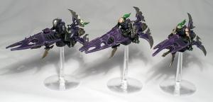 Dark Eldar Reavers - click to enlarge