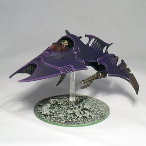 Dark Eldar Venom - click to enlarge