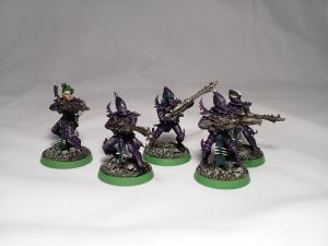 Dark Eldar Warriors - click to enlarge