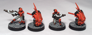 PanOceania Auxilia and Auxbots - click to enlarge