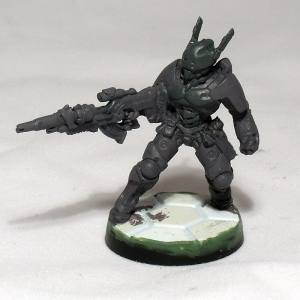 ORC Troop with Multi Rifle (work in progress) - click to enlarge