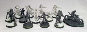 All Aleph models - click to enlarge