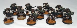 Grey Hunters (work in progress) - click to enlarge