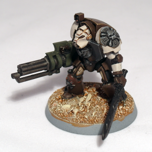 Wolf Guard Terminator with Assault Cannon (work in progress) - click to enlarge
