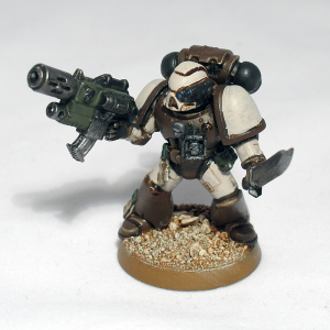 Wolf Guard (work in progress) - click to enlarge