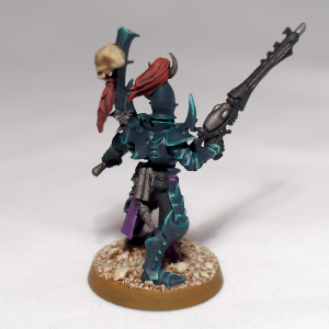 Dark Eldar Kabalite Warrior - click to enlarge