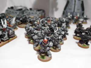 Space Marine Tactical Squad - click to enlarge