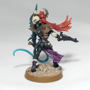 Dark Eldar Succubus - click to enlarge