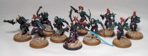Dark Eldar Wyches - click to enlarge