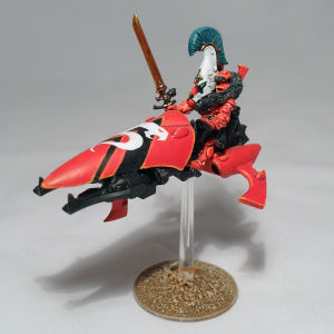 Converted Autarch on Jetbike - click to enlarge